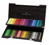 Creioane colorate Acuarela Albrecht Durer, cutie lemn, 120 buc/set Faber-Castell
