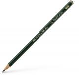 Creion grafit Castell 9000 HB Faber-Castell