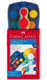 Acuarele Connector Albastru 12 culori Faber-Castell