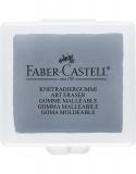 Radiera Arta si Grafica gri Faber-Castell