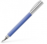 Stilou Ambition OpArt Blue Lagoon, penita M, Faber-Castell
