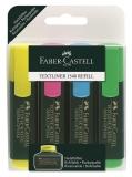 Textmarker 4/set 1548 Faber-Castell