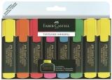 Textmarker 8/set 1548 Faber-Castell