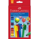 Carioca Connector Jumbo 12 culori Faber-Castell
