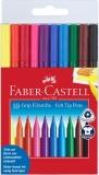 Carioci Grip 10 culori/set Faber-Castell