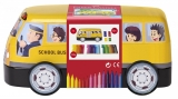 Carioca Connector Autobuz Scolar 33 buc/set Faber-Castell
