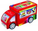Carioca 33 culori Connector camion Faber-Castell