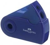 Ascutitoare plastic dubla Sleeve diverse modele Faber-Castell