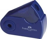 Ascutitoare plastic simpla Sleeve-Mini diverse modele Faber-Castell
