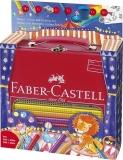 Set cadou desen si pictura Jumbo Grip Circus Faber-Castell