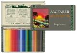 Creioane colorate 111 Ani Polychromos 36 culori/set Faber-Castell