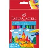 Carioci superlavabile 2021, 24 buc/set Faber-Castell