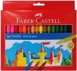 Carioci 36 culori Faber-Castell