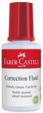 Fluid corector solvent 20ml Faber-Castell