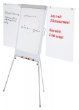 Flipchart magnetic 70 x 100 cm cu brate laterale Magnetoplan