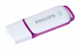 USB Flash Drive 64 GB Snow Edition Philips