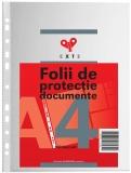 Folii protectie pentru documente A4 40 microni 100 buc/set Exte