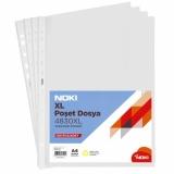 Folii de protectie documente A4 100 buc/set Noki