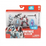 Set 2 figurine, Double Helix si Frostbite, Fortnite