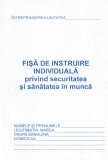 Fisa protectia muncii A5 carnet 16 file