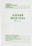 Dosar medical individual A5 carnet 8 file
