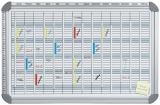 Planner magnetic multifunctional 95 x 62 cm Euroline Franken