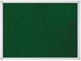 Tabla magnetica verde 90 x 60 cm Franken