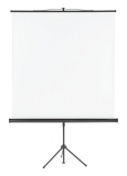 Ecran de proiectie X-tra 220 x 220 cm format 1:1 Franken