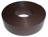 Banda magnetica 5 mm X 100 cm x 1 mm neagra Franken