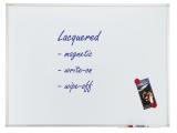 Tabla alba magnetica din otel lacuit 60 x 45 cm X-Tra! Line Franken