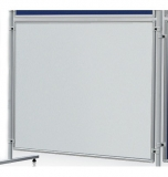 Perete despartitor Eco 150 x 120 cm whiteboard Franken