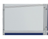Perete despartitor Eco 120 x 90 cm whiteboard Franken