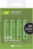 Acumulator AA(R6) NiMH Recyko+ 2500mAh 4 buc/set GP