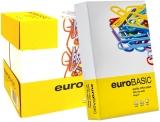 Hartie copiator A4, 80 g/mp, 500 coli/top, 5 topuri/cutie Eurobasic