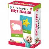 Cartonase educative Sa invatam Engleza Cocomelon Headu