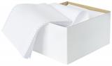 Hartie imprimanta matriciala simpla A4 1 exemplar, alba, 1800 coli/cutie