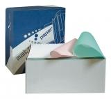 Hartie imprimanta autocopiativa A4, 2 exemplare, 750 coli/cutie, color