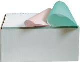 Hartie imprimanta autocopiativa A4 2 exemplare, alb/verde, 850 coli/cutie