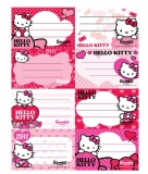 Etichete scolare Hello Kitty Pigna