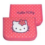 Penar neechipat 2 compartimente roz Hello Kitty