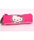 Penar Etui Tubular Roz Dungi Hello Kitty Pigna