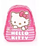 Ghiozdan gradinita Roz Dungi Hello Kitty Pigna