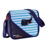 Geanta gradinita Alpbag balena Step by Step Junior