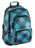 Rucsac Louth Blue Dream Check All Out Hama