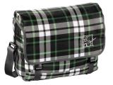 Geanta de umar Barnsley Shoulder Bag Forest Check All Out Hama