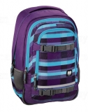 Rucsac Selby Summer Check Purple All Out Hama