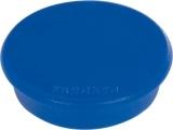 Magnet 10 buc 38 mm albastru pentru tabla magnetica Franken