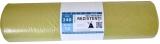 Saci menajeri LDPE galben, 240 L, 10 buc/set Super Horeca