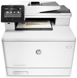 Multifunctional Laser Hp Color Laserjet Pro Mfp M477Fnw