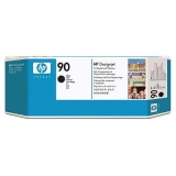 Cap Imprimare & Cleaner Black Nr.90 C5054A Original Hp Designjet 4000